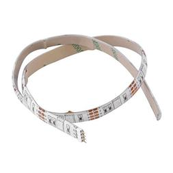 0-5W : Battery Light String Operated 50CM RGB 15 LED Strip L