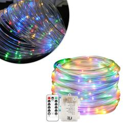 1 Pc 10M Led Light Rope Color Changing Fairy Light for Garde