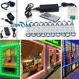 10~40FT 3 LED 5050 SMD Module Lights Bedroom Closet Kitchen