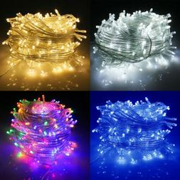 10 500 leds fairy string lights outdoor