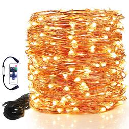 100 Led String Lights Electric Plug-in Multi Color Change Ch