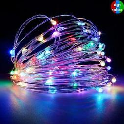 100 rgb micro fairy string