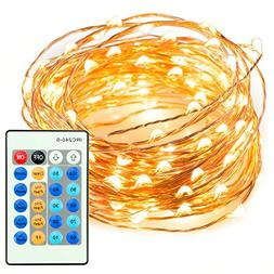100 string lights dimmable