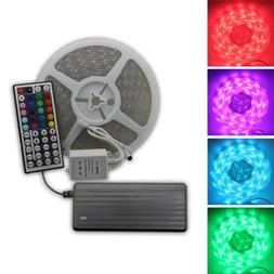 10ft 20ft 30ft 50ft 70ft 100ft RGB SMD 5050 LED Strip Light