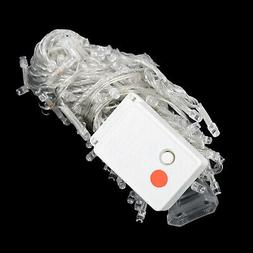 10M 100 LED Photo Clip String Lights Battery Operated For Be