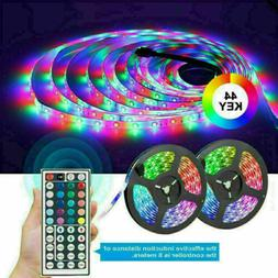 10M 32FT 3528 Waterproof SMD RGB 600LEDs LED Light Strip 44K