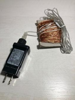 10M Copper Wire Lights LED String Light Strip Waterproof Dim