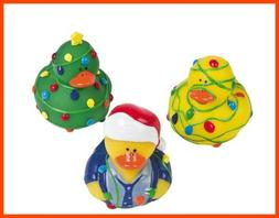 Tangled Christmas Lights Rubber Duckys 12 ct