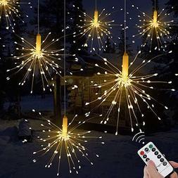 120 LED Firework Lights String Fairy Lights Wedding Xmas par