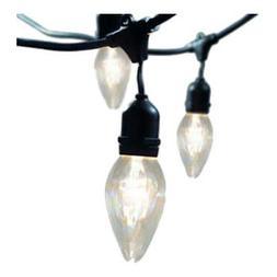 Bulbrite Industries 15 Light Globe String Lights