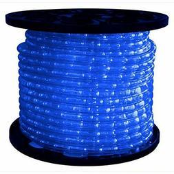 American Lighting 150ft Reel Blue 1/2'' Diameter LED Flexibl