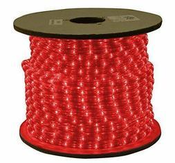 American Lighting 150ft Reel - Red 1/2'' Diameter LED Flexib