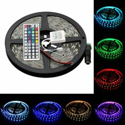16.4FT RGB Changing Color Flexible Led Strip Lights SMD5050