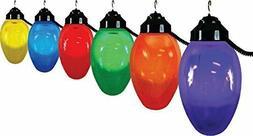 Polymer Products LLC 1661-10521 Giant Christmas Bulb Six Glo