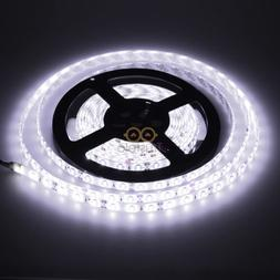 16ft 5630 SMD 300LED Waterproof Cool White Flexible LED Stri