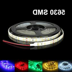 16ft/5M 5630 Waterproof 300 LED Light Strip Flexible Ribbon