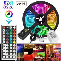 16Ft Multi-Color 3528 SMD RGB 300led 5M Flexible LED Strip L