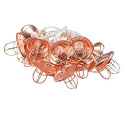1pc String Light Geometric Classical 20 LEDs Iron Lamps Stri