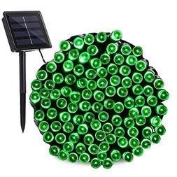 Qedertek 200 LED Solar String Lights, 72ft Fairy Decorative