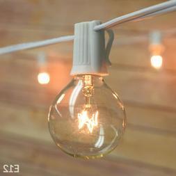 10 socket patio string light