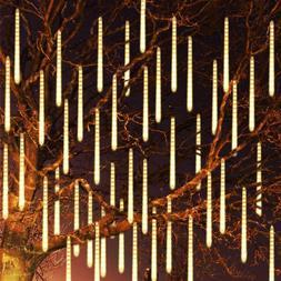 288 LED Meteor Shower 8 Tube Lights Falling Raindrop Icicle