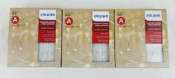 3 New Philips Battery Operated Dewdrop LED Lights 9.6ft Warm