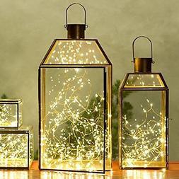 LED SopoTek 10ft 30 LEDS Starry Lights Fairy Lights Copper L