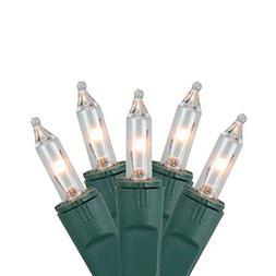 Bethlehem Lighting 35 Clear Perm-O-Snap Mini Christmas Light