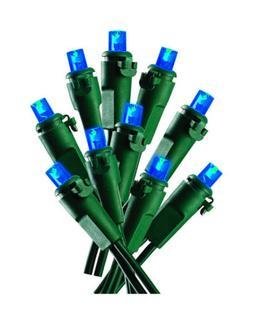 Celebrations 47982-71 LED Micro Light Set, Blue