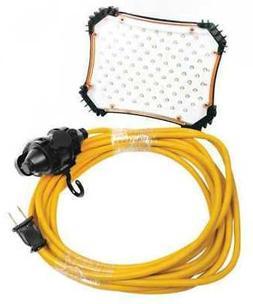 CEP 500 Lumens, LED Yellow Temporary Job Site Light, 97120