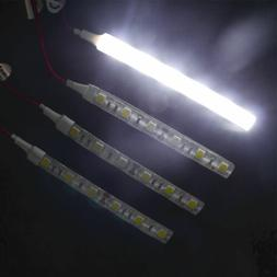 10cm Waterproof White 5050 LED Strip Lights DC 12V Caravan B