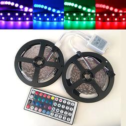 5050 RGB LED Strip Decorative Light Tape Ribbon with 44keys