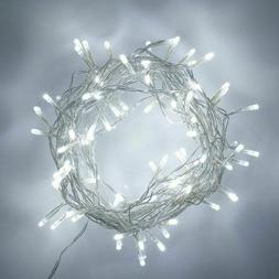 5M/10M AA Battery Operated 50 / 100 LED String Fairy Lights