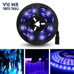 5M 3528SMD LED UV Light Strip Black Light Strip Ultraviolet
