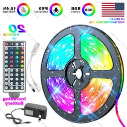 5m rgb 5050 waterproof led strip light