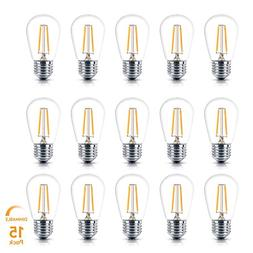 Brightech Ambience PRO LED S14 2 Watt Dimmable Bulb - Equal