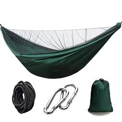 OrchidBest Anti-Mosquito Net Hammock 550lbs Support Capacity