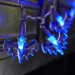 Domire Battery Operated LED Fairy String Lights 20 Blue Bat