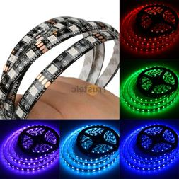 ElcPark Black Board 5050 LED Flexible Strip RGB 300LEDs 72W