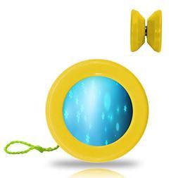 One of my Blue Snow Light Line Winter Yo-Yo Toys are Suitabl
