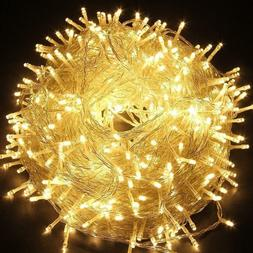 Christmas Decorative String lights 100 LED 49.2ft Fairy Twin