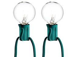 Room Essentials Clear Globe String Lights