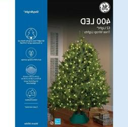 Closeout GE 400 LED EZ Light Tree Wrap