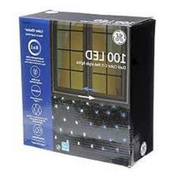 GE Color Choice 100-Count LED Blue/Cool White Dual Color C5