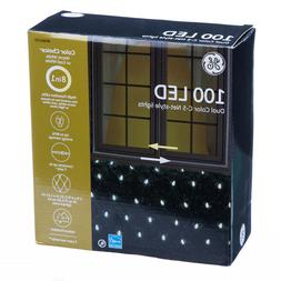 GE Color Choice 5-ft X 4-ft Color Changing 100 LED C5 Christ