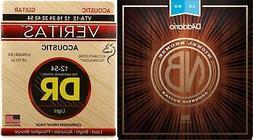 D'Addario NB1253 Nickel Bronze Acoustic Strings .012-.053 Li