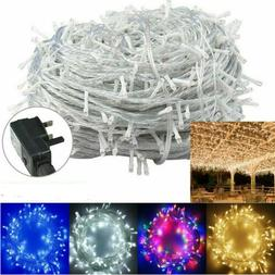 Decorative String Lights 20-1000 LED Solar/Battery Fairy Lam
