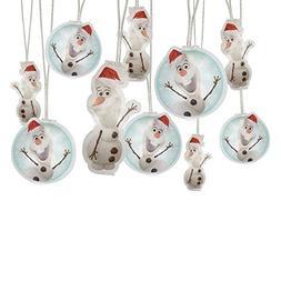 Disney Frozen Olaf Holiday Light String