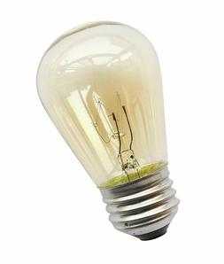 11W S14  Incandescent Bulb E26 Edison Screw Replacement Bulb