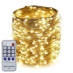 ER CHEN 165ft Led String Lights,500 Led Starry Lights on 50M